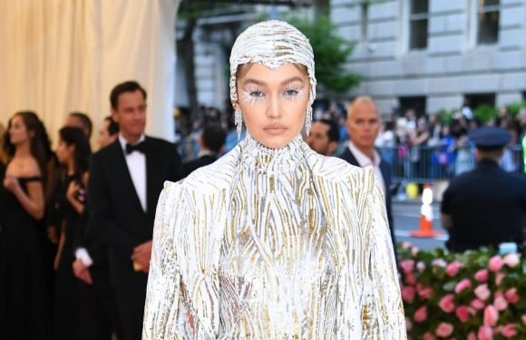 Gigi Hadid Is Shining So Bright in This Jumpsuit, I Need a Pair of Sunglasses to Look at Her