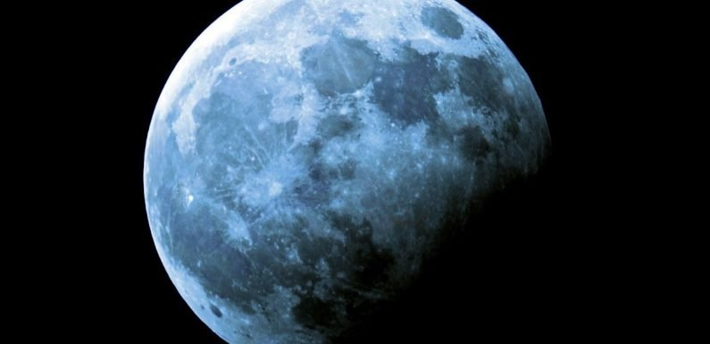 Full Blue Moon will appear tonight – what it is and how to see it from the UK