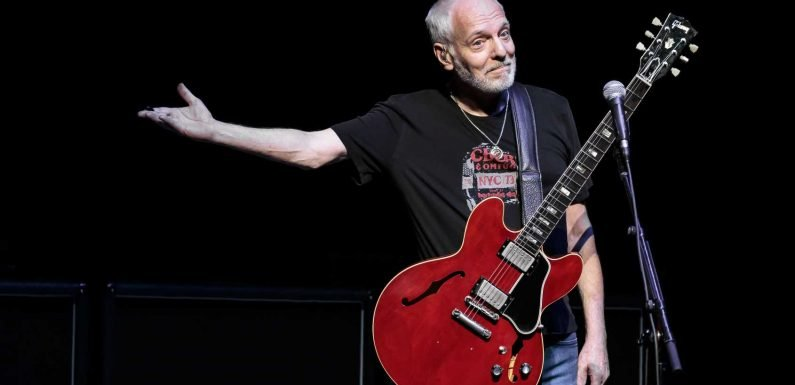 Hear Peter Frampton's Faithful Rendition of B.B. King's 'The Thrill Is Gone'