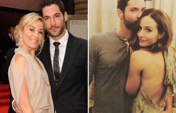 Eastenders Tamzin Outhwaite shares post about being 'brutally broken' as her cheating ex Tom Ellis prepares to remarry
