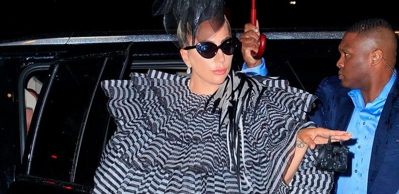 Allow Lady Gaga to Demonstrate How to Properly Carry a Bag