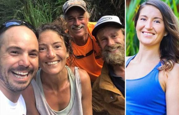 Yoga instructor, 35, who vanished two weeks ago in Hawaii forest is found ALIVE after rescue crews spotted her waving in stream