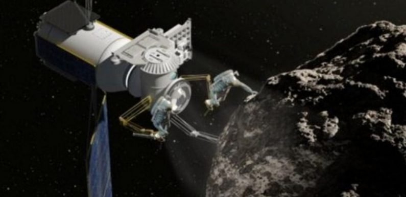 Forget killer asteroids – space mining is the next big threat to human existence