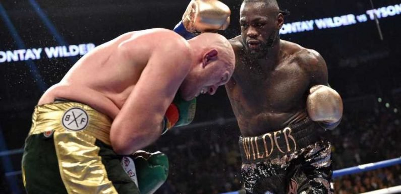 Deontay Wilder vs Dominic Breazeale LIVE RESULTS: UK start time, TV channel, live stream, odds and undercard info