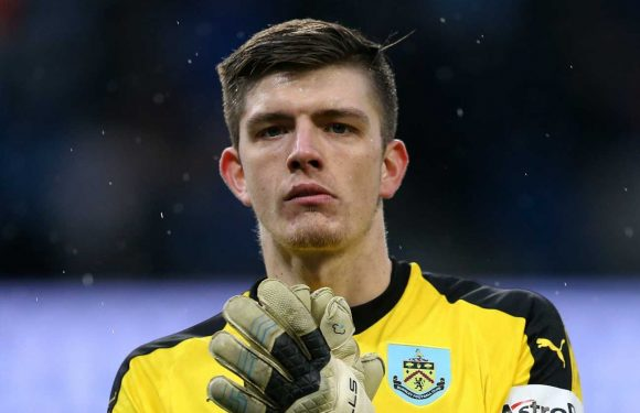 Burnley keeper Nick Pope signs new long-term deal to stay at club until 2023