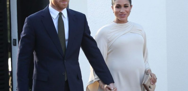 Meghan Markle baby boy name odds – Could Arthur or James be one of Meghan and Harry's top baby name picks?
