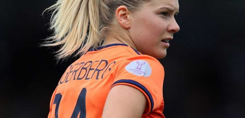 Women's Ballon d'Or winner Ada Hegerberg could join Barcelona transfer after facing them in Champions League final with Lyon