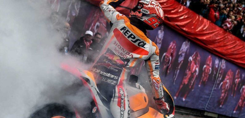 MotoGP France: Qualifying start time, live stream FREE and TV channel from Bugatti Circuit