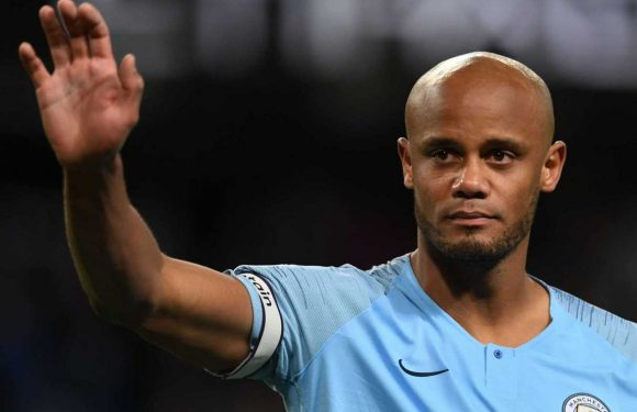 Man City Legends to take on Premier League All-Stars XI for Vincent Kompany testimonial