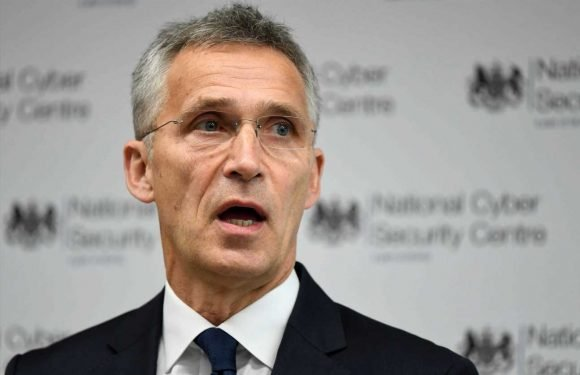 Britain launched cyber attacks on ISIS to halt the flow of foreign fighters, Nato's chief reveals