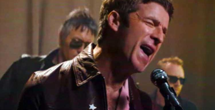 Noel Gallagher's High Flying Birds Channel INXS, Bowie in 'Black Star Dancing'