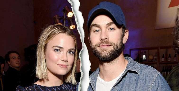 Chace Crawford Is 'Dating Around' After Rebecca Rittenhouse Split