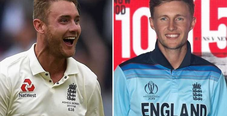 Stuart Broad convinced England have their best batting line-up EVER heading into the World Cup