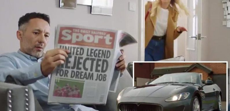 Rhodri Giggs' Paddy Power 'loyalty' advert banned as watchdog finds it suggests 'gambling could boost self-esteem'