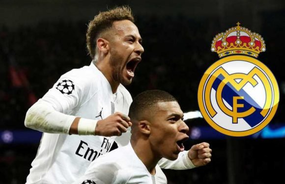 Real Madrid ready to pounce on Kylian Mbappe OR Neymar with trouble brewing at PSG
