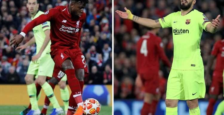Seething Suarez slams Barcelona team-mates for 'schoolboy defending' after stunning Liverpool comeback