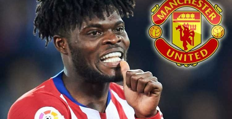 Man Utd and Arsenal target Thomas Partey's Atletico release clause confirmed