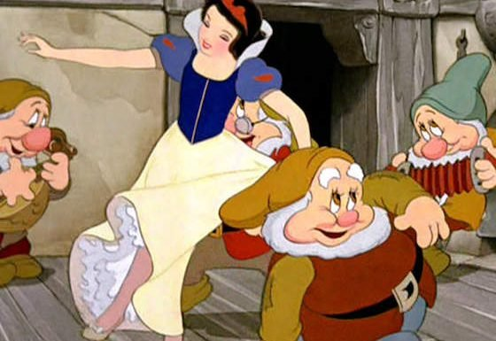 "Disney Is Working On A Live-Action ""Snow White"" Film"