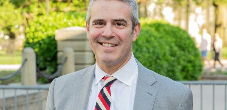 Andy Cohen is heading to the Paley Center for Pride