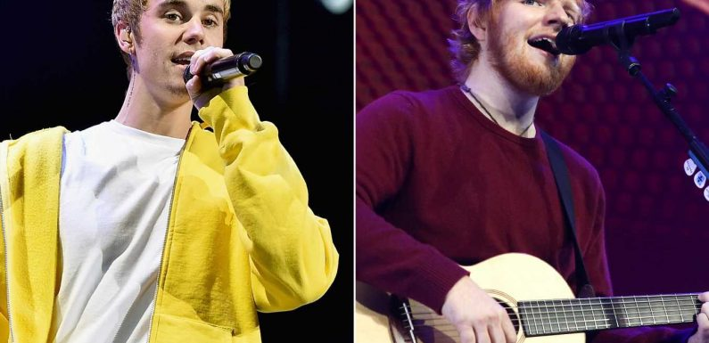 Ed Sheeran, Justin Bieber releasing new song I Don't Care