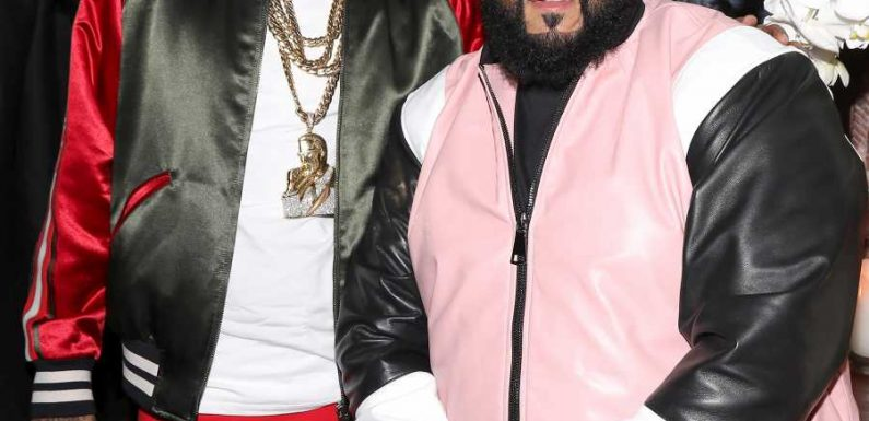 DJ Khaled Donating '100 Percent' of Proceeds from Nipsey Hussle Song to Late Rapper's Children