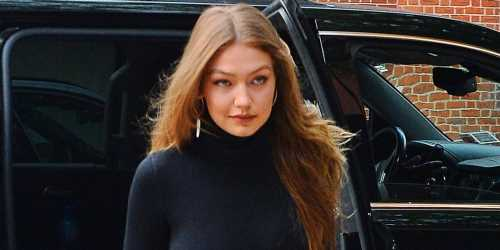 Gigi Hadid Opens Up About Creating Characters For Her Burberry Fashion Campaign