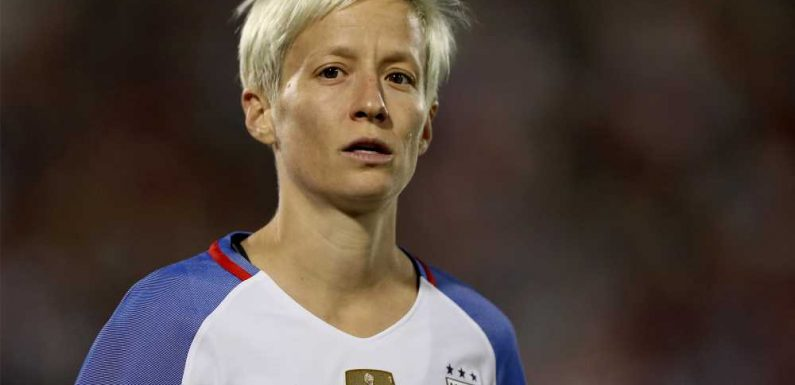 Megan Rapinoe: My national anthem protests are an 'F you' to Trump administration