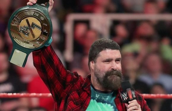 WWE's new 24/7 championship makes it 17 titles up for grabs, do they still matter?