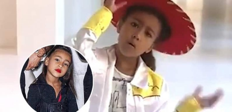 'North West' Dishes on Her Viral Music Video for Lil Nas X's 'Old Town Road'