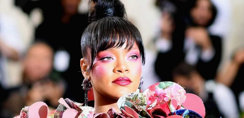 Oh No, Twitter Is Convinced Rihanna Isn't Going to the Met Gala This Year