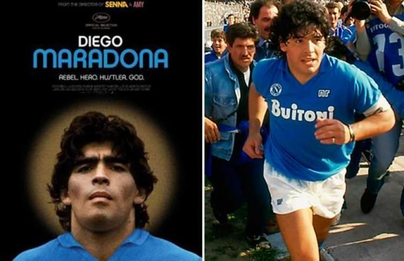 New Diego Maradona film captures his life of cocaine, hookers and Mafia influence during his spell at Napoli