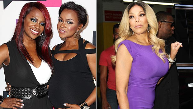 Wendy Williams: 'RHOA' Should Bring Back Phaedra To Hash Out Feud With Kandi