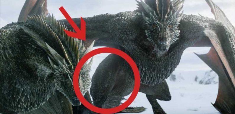 Why the 'Game of Thrones' dragons wouldn't fly in real life
