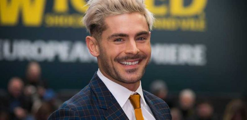 Zac Efron calls his 'Baywatch' body 'unrealistic': 'I don't want to glamorize this'