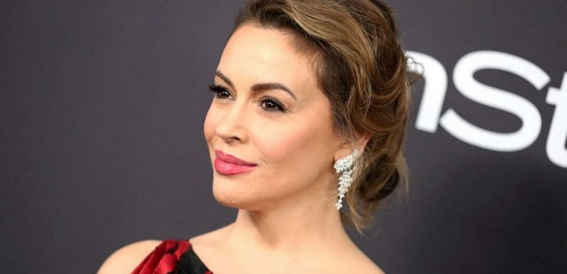 Alyssa Milano calls for a sex strike to protest Georgia abortion law