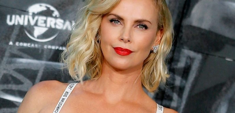 Charlize Theron reveals she was hospitalized for 5 days because she 'laughed so hard' during 'Borat'