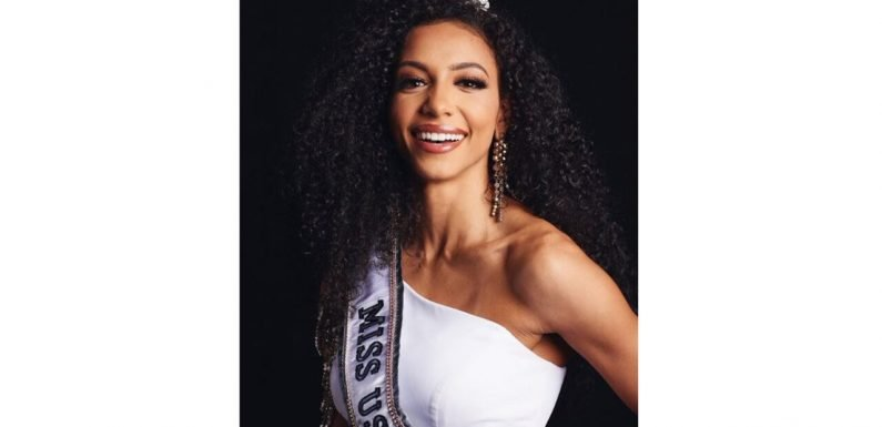 Full-time attorney Cheslie Kryst crowned Miss USA 2019