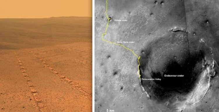 NASA Mars rover: These were the final moments of Opportunity rover before tragic death