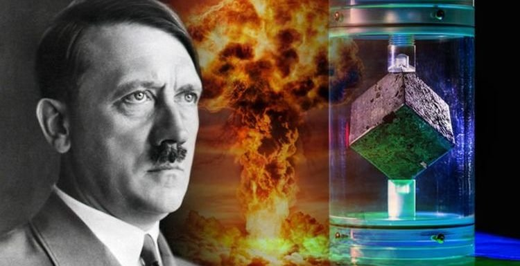 Adolf Hitler's SECRET nuclear weapon: How mystery uranium cubes reveal WW2 Nazi research