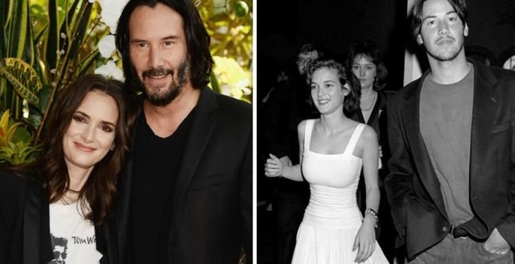 Keanu Reeves wife: 'Hello husband' Is Keanu Reeves REALLY married to Winona Ryder?