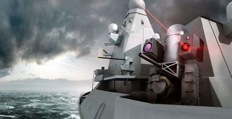 Dragonfire: Royal Navy readies deadly laser super weapon