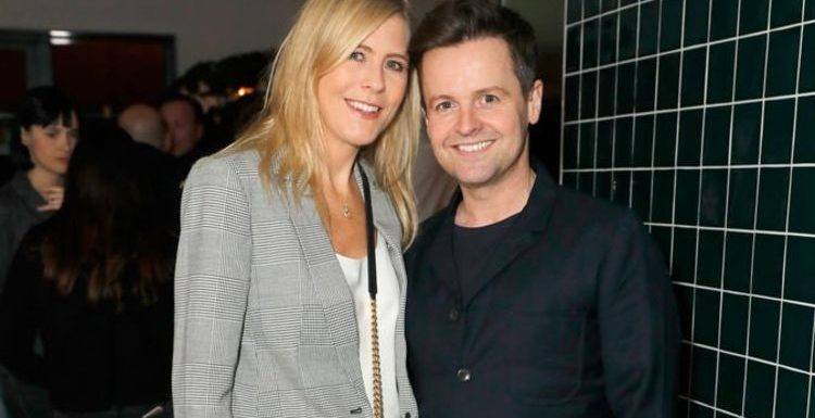 Declan Donnelly wife: Dec's SAUCY confession about wife Ali Astall 'Get back on the game'