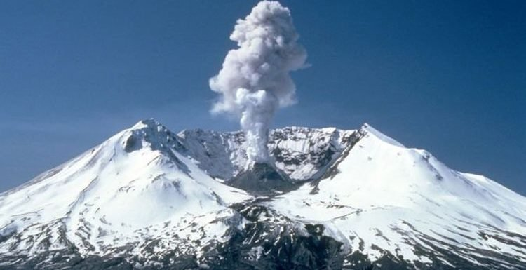 Mount St Helens: How volcano 'shook itself AWAKE' after earthquake