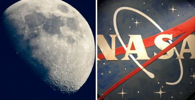 NASA discovery: New NASA footage finds 'WHITE HALO' on surface of the Moon