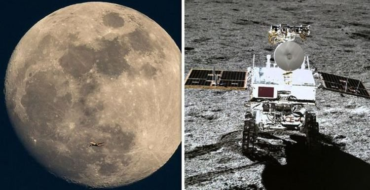 Dark Side of the Moon BOMBSHELL: Chinese mission uncovers lunar secrets of Moon's far side