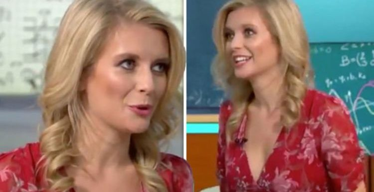 ITV Good Morning Britain viewers sent into a frenzy over Rachel Riley appearance