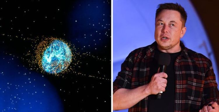 SpaceX News: Elon Musk's firm could congest orbit and 'TRAP HUMANITY on Earth'