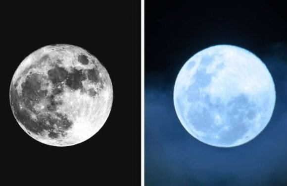 Blue Moon 2019: Will the Full Moon turn BLUE tonight? Why is it called a Blue Moon?
