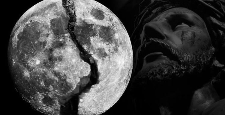 NASA SHOCK: Is the Moon about to COLLAPSE? 'Science is backing the Bible' preacher claims