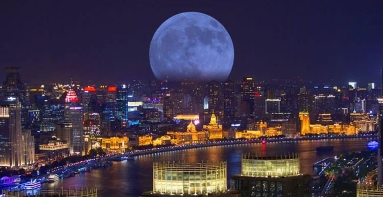 Blue Moon 2019: NASA reveals mystic meaning of INCREDIBLE Blue Full Moon